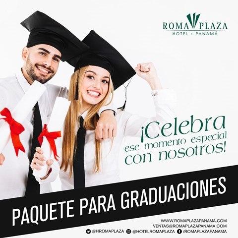 PAQUETES DE GRADUACIONES +celebra con nosotros